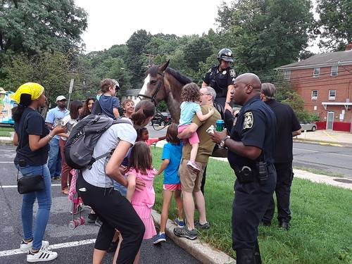 National Night Out, August 7, 2018