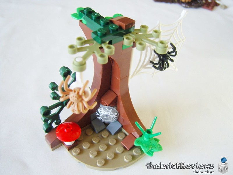 ThebrickReview: 75950 Aragog's Lair 43289983115_a52bf545bd_c