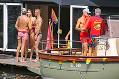 Amsterdam Pride 2018 (Netherlands)