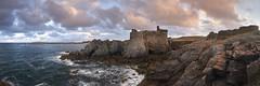 Lever de soleil au Vieux Château #1 ~ Île d'Yeu [ Vendée ~ France ]