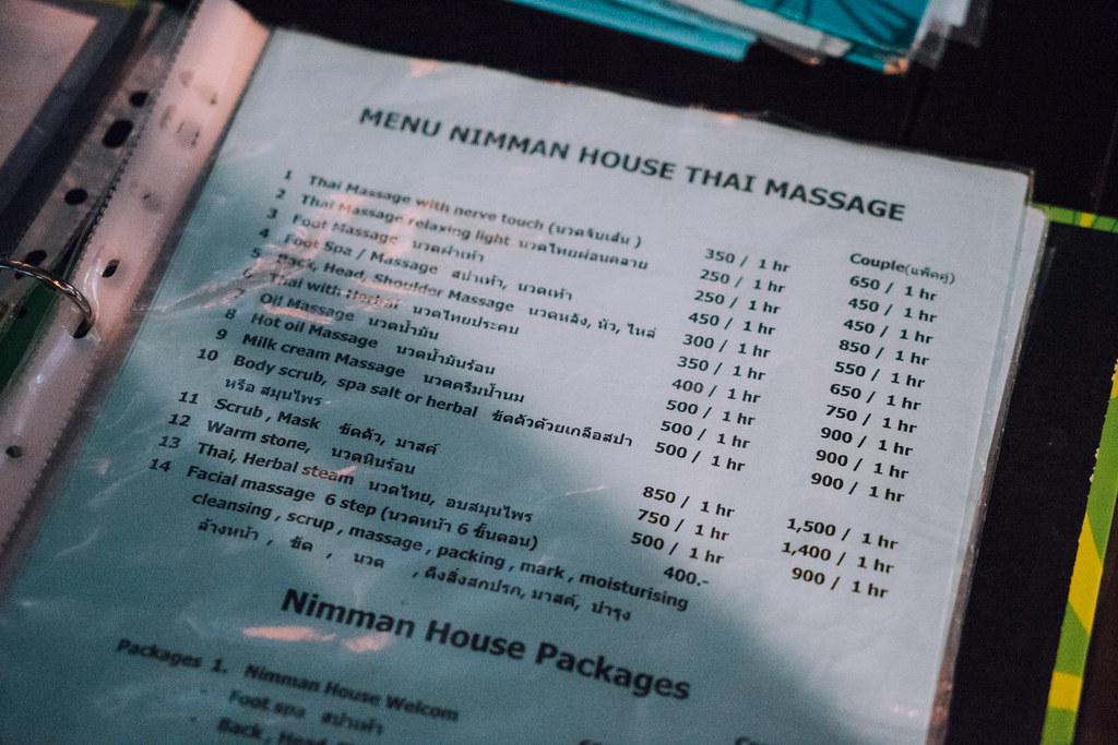 TAI Massage Nimman House
