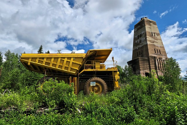Cliffs Shaft Iron Mine, Ishpeming, MI