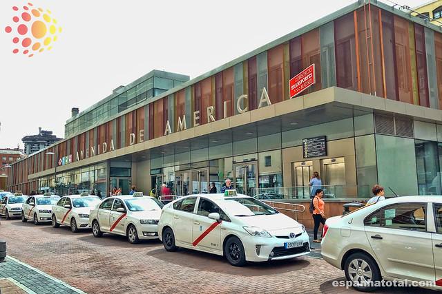 app para pedir táxi em Madri