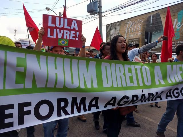 Caravana do Semiárido contra a fome está a caminho de Brasília