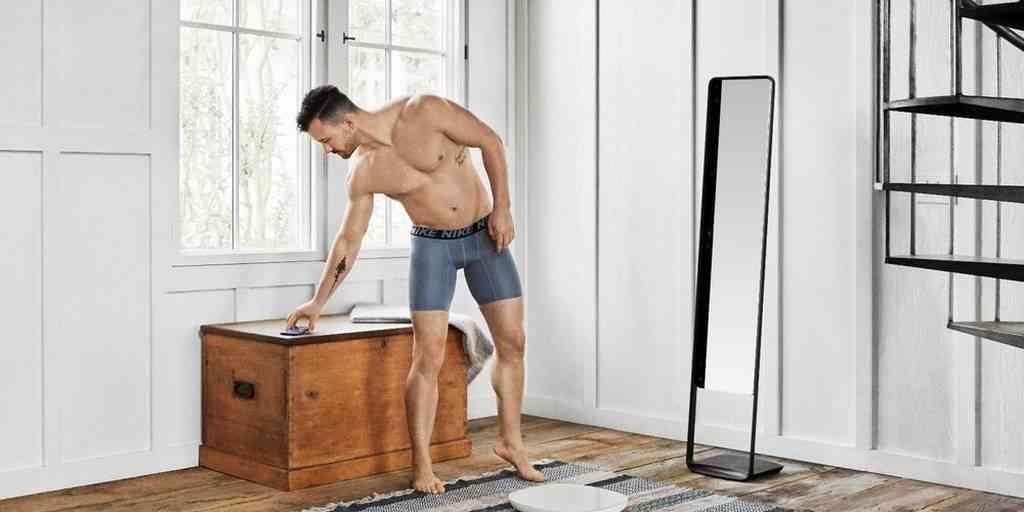 Naked Labs : Un miroir qui analyse votre état de santé