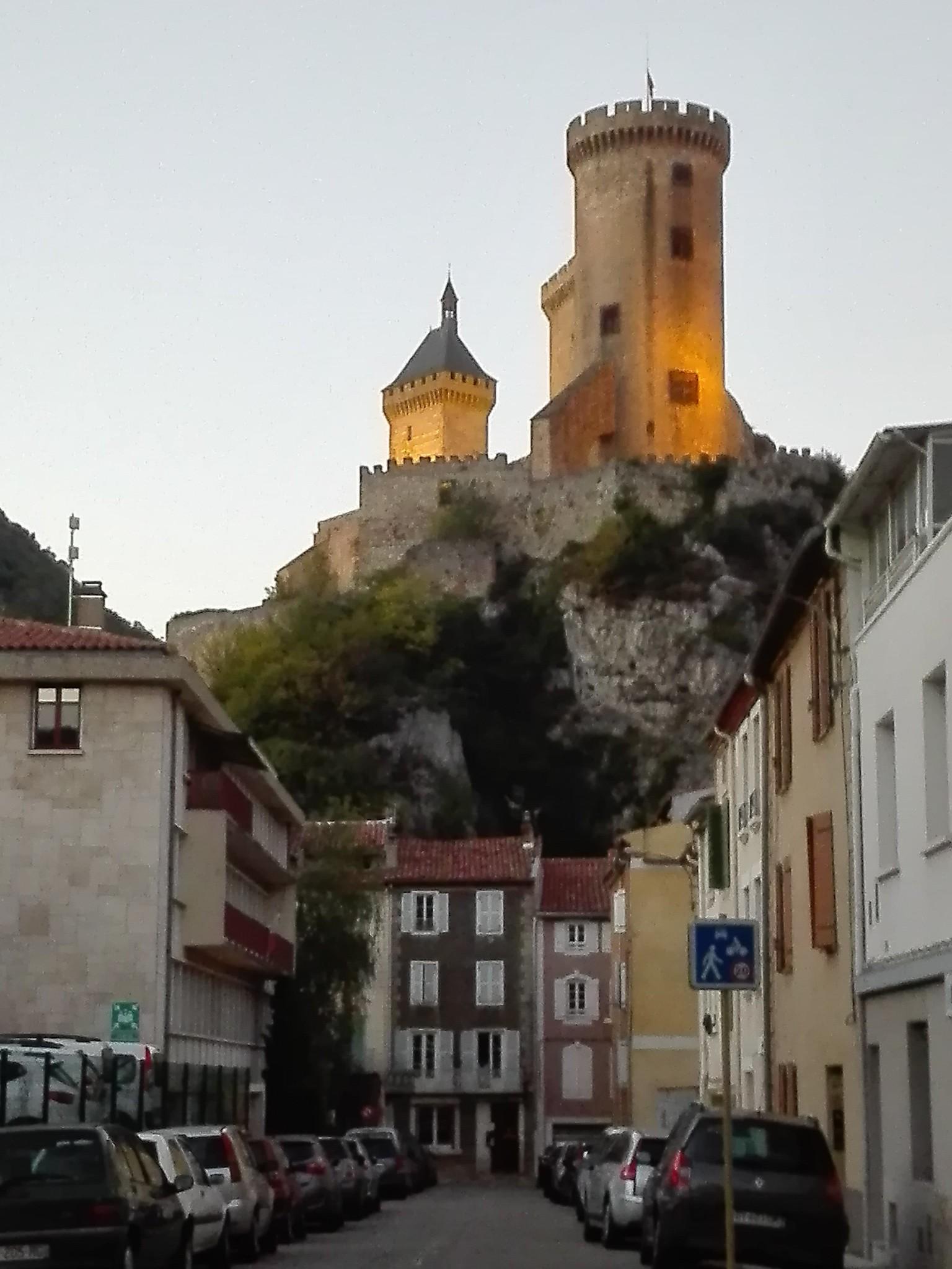 Viaje a Foix