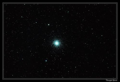 Grand amas d'Hercule - M13/NGC 6205 & NGC 6207