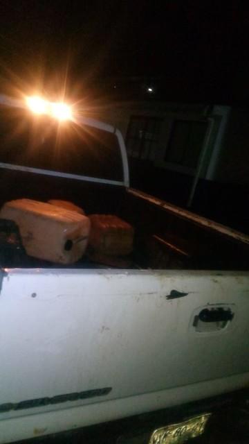 camioneta asegurada huchicol Venta Grande 9