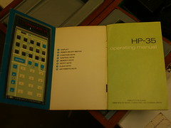 Bristol Hackspace: HP-35