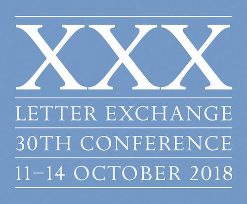 XXX Letter Exchange Conference