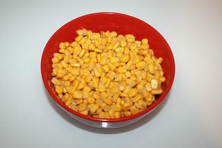03 - Zutat Mais / Ingredient corn
