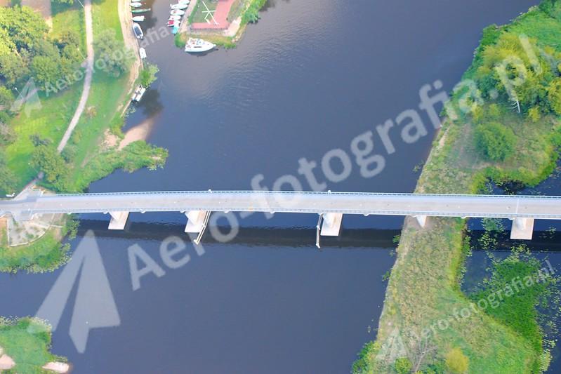 Pułtusk - most na Narwi.