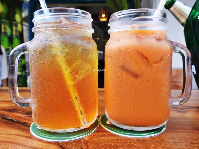 Cha Nam Yen / Thai Iced Milk Tea