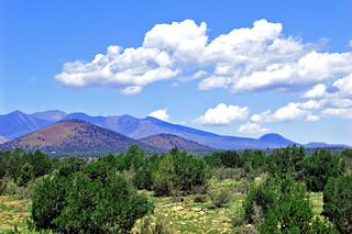 Desert Sky,  Flagstaff AZ 7-13
