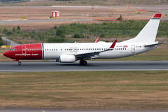 EI-FJK Norwegian Air International B737-800 Helsinki Vantaa Airport