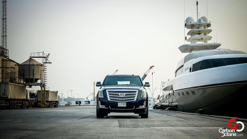 Cadillac Escalade ESV Platinum 2018 Review