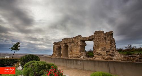 Lebrija -  Muralla del Castillo