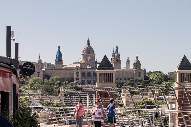 Barcelona 360° View, Canon EOS 1100D, Canon EF 70-210mm f/4