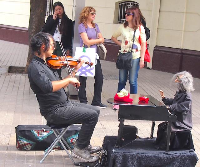 piccolo pianoforte and violin