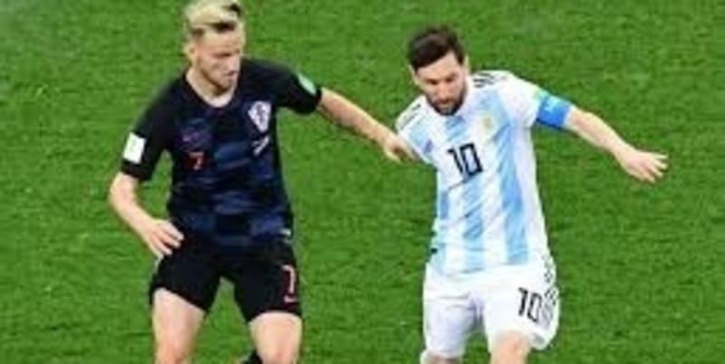 Luka Modric Bela Lionel Messi Setelah Berhasil Mengalahkan Argentina