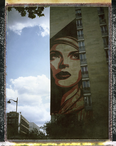 Sheppard Fairey, Paris 13