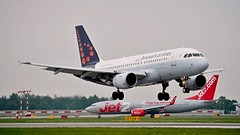 Airbus A319-112 OO-SSN — Brussels Airlines