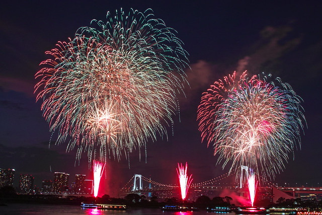 2018 東京花火大祭