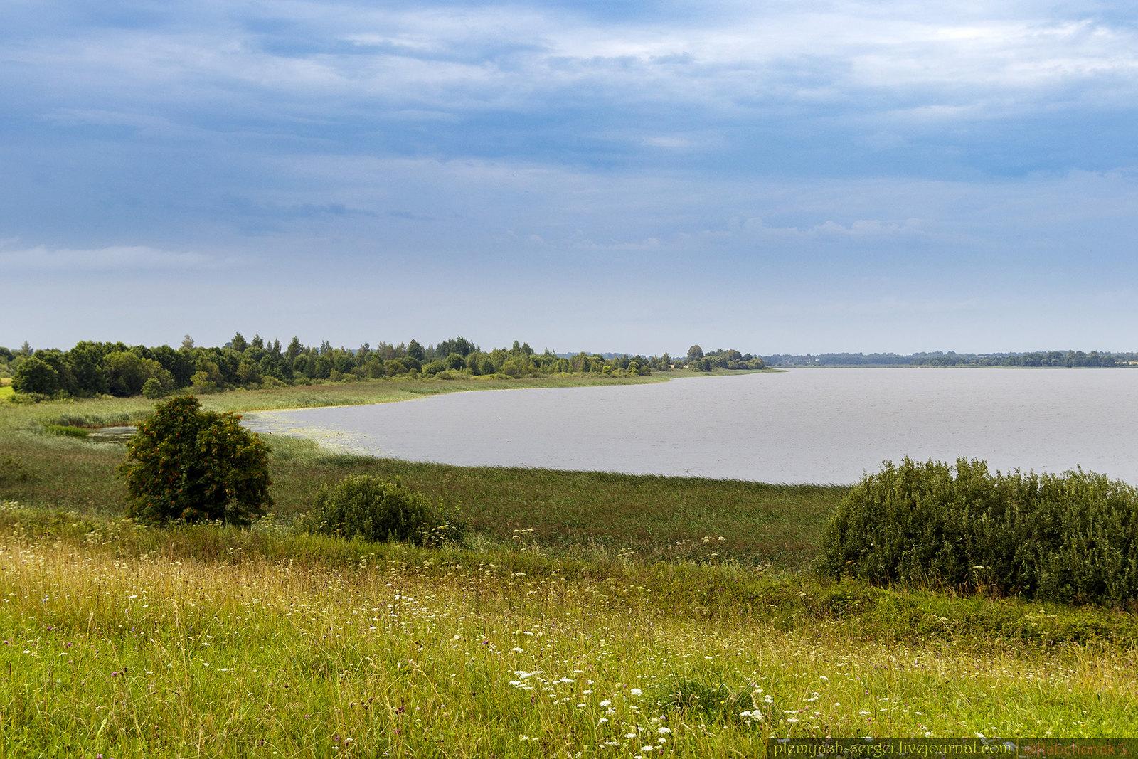 Vitebsk region, Cherstyatskoe Lake