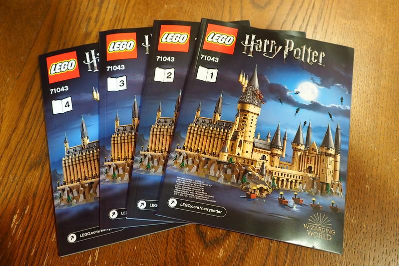 Brickfinder - Review: LEGO Harry Potter Hogwarts Castle (71043)