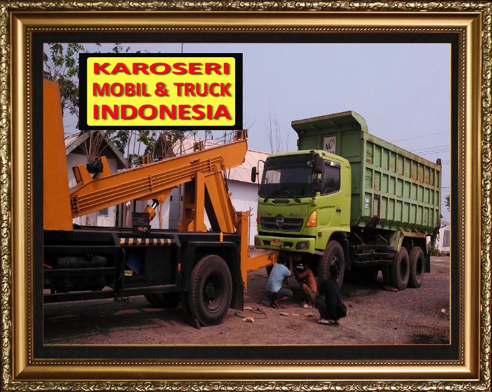 Karoseri Mobil & Truck Derek
