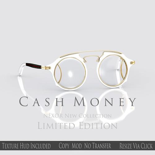NEXOR - Cash Money Shadez - Ad (LE)