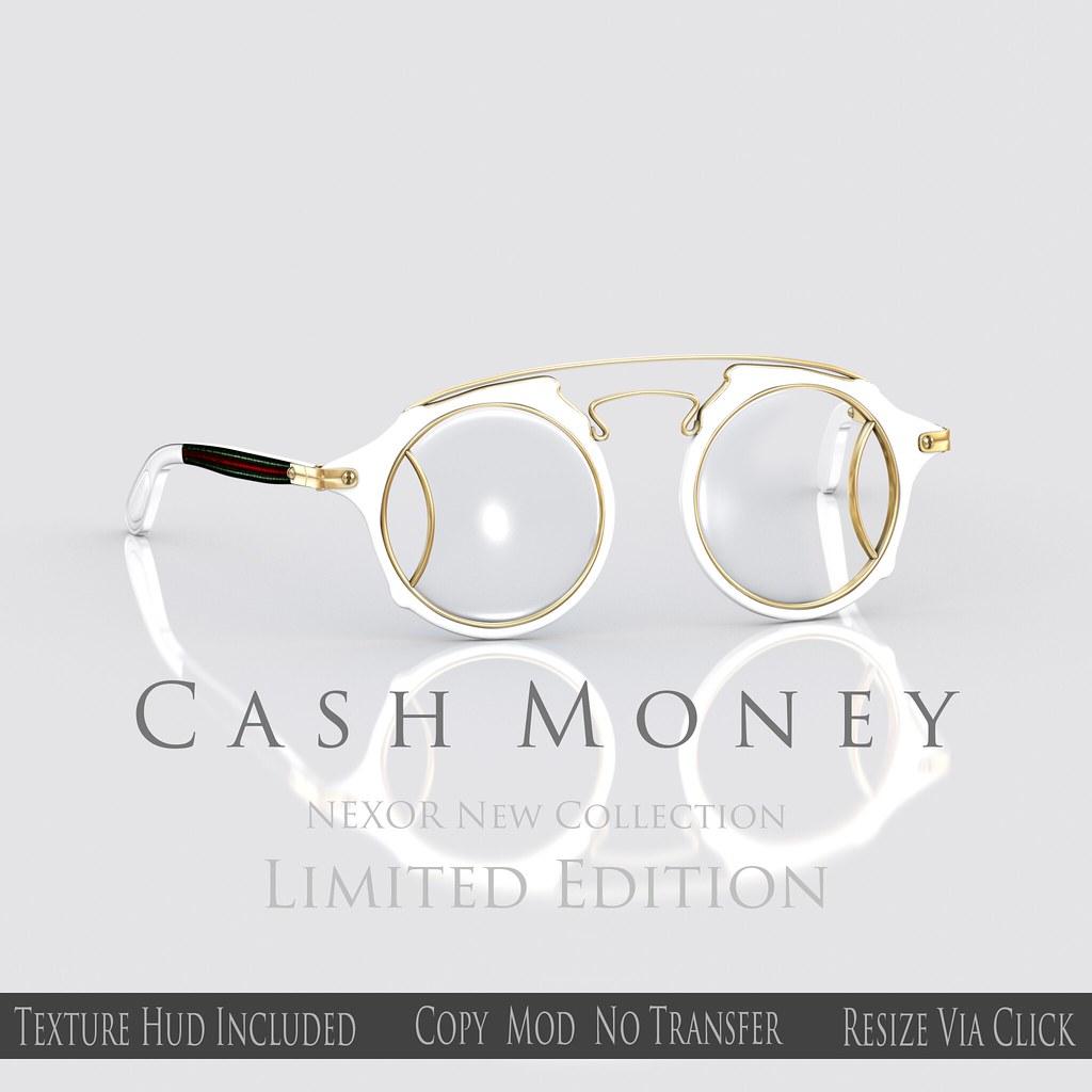 NEXOR - Cash Money Shadez - Ad (LE) - TeleportHub.com Live!