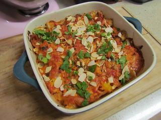 Cauliflower Tikka Masala