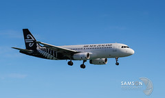 Air New Zealand ZK-OJF