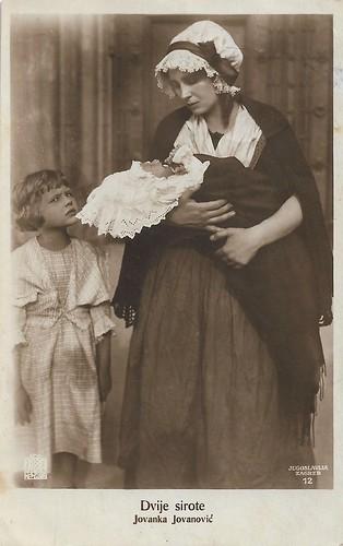 Dvije sirote (1919)