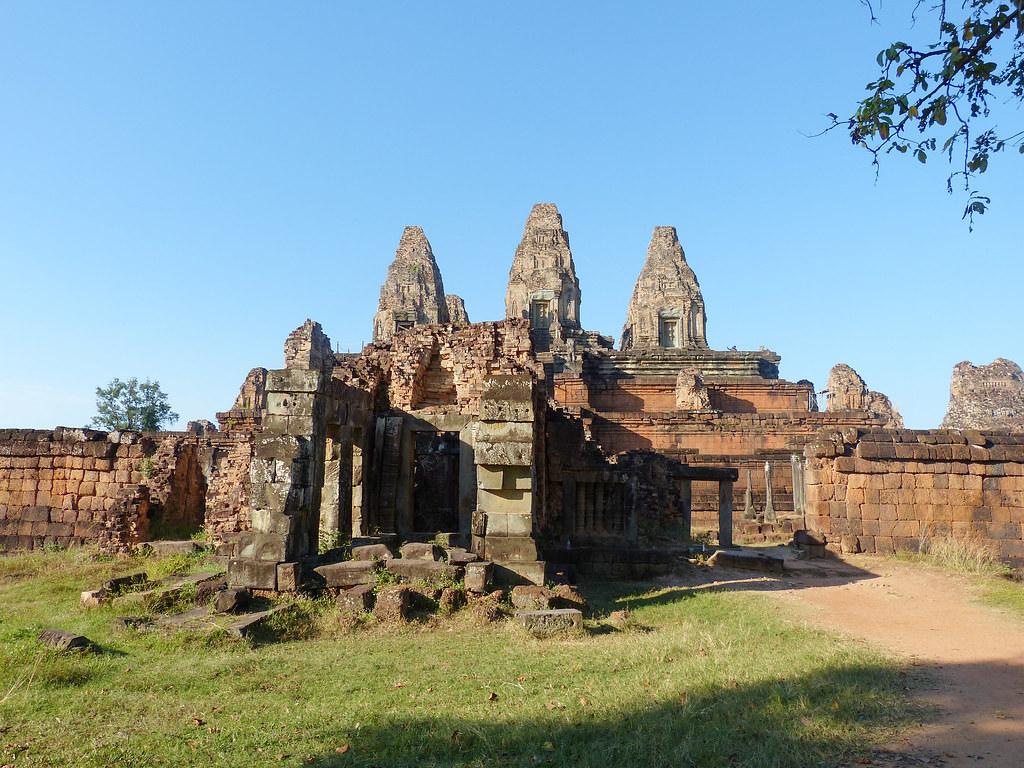 2018 Südostasien - Kambodscha - Angkor - Pre Rup