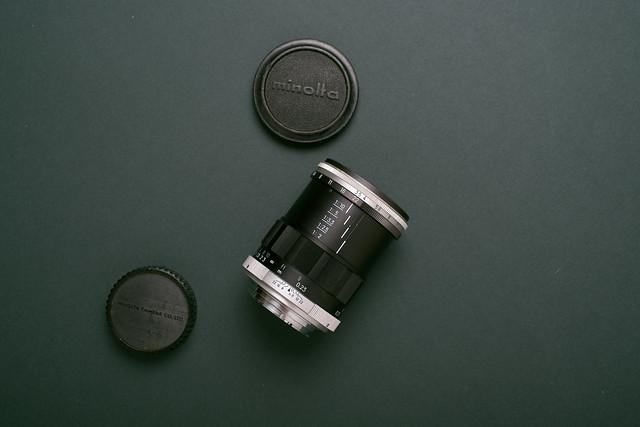 Minolta Macro Rokkor-QF 3.5/50mm, Fujifilm X-Pro1, XF35mmF1.4 R