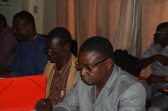 Training on Climate-Smart Agriculture in Niamey, Niger