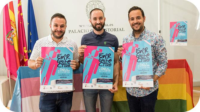 Cartagena celebra la libre orientación sexual