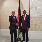 HC Lazarus Amayo (Kenya)