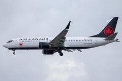 Air Canada - Boeing 737-8MAX C-FSJJ @ London Heathrow