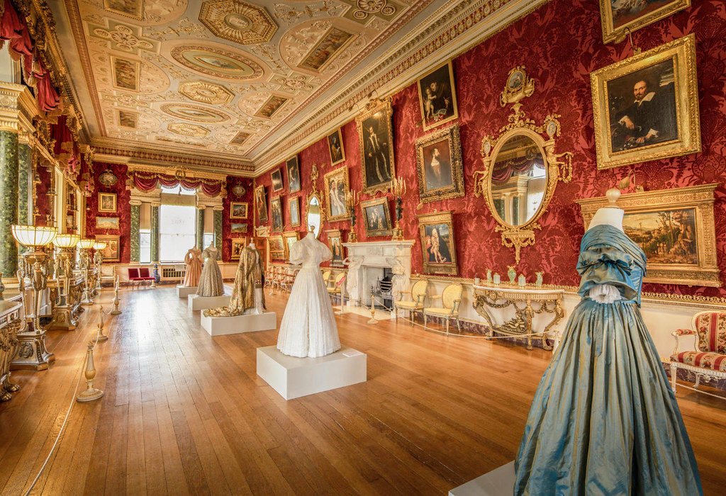 The Gallery at Harewood House, West Yorkshire
