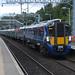 Scotrail 385103 & 385124 3T82 21:11 Cadder Down Passenger Loop to Edinburgh test run