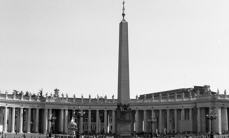 rome vatican st peters sq1