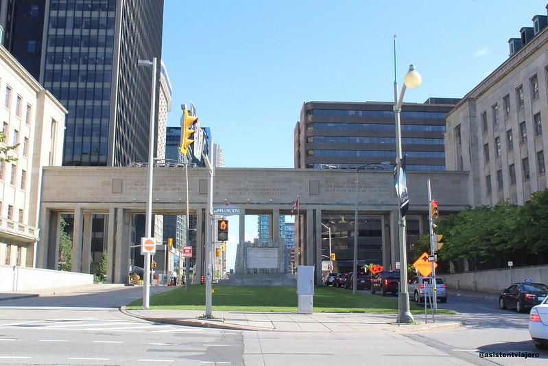 Ottawa Memorial Arch