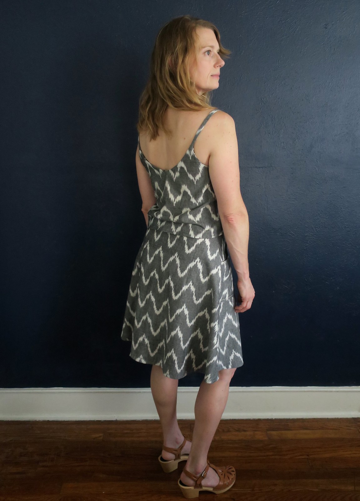 Ikat two piece