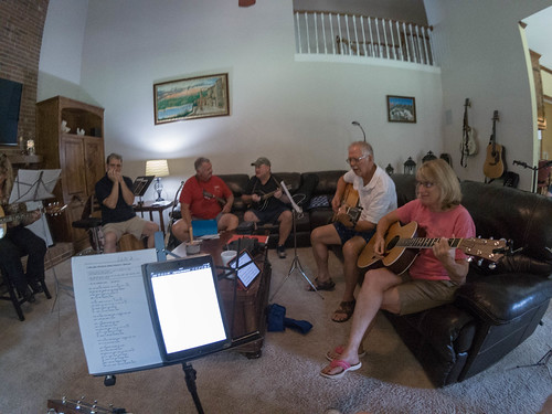 Upstate Acoustic Guitarists Jam Session