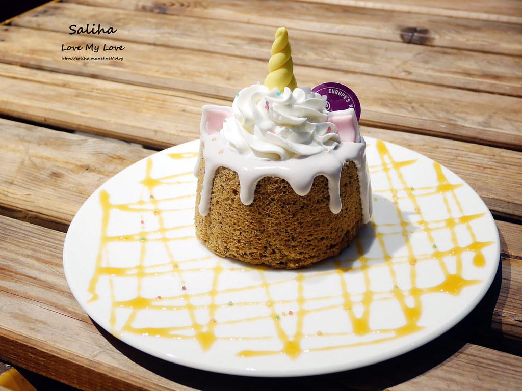 無聊咖啡餐點蛋糕下午茶果昔心得 (5)