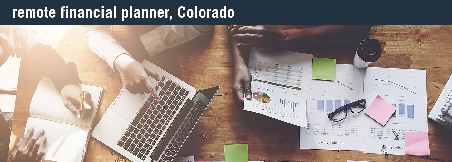 remote financial planner colorado