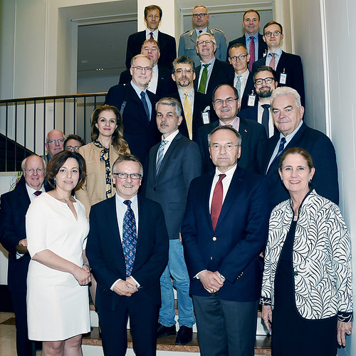 Loisach Group Hosts Meeting Ahead of the NATO Summit